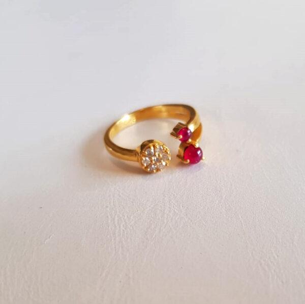 טבעת אביב קסומה