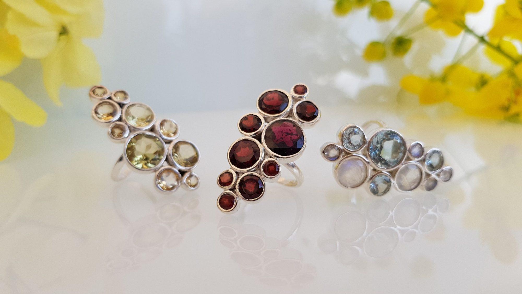 עיצוב וייצור תכשיטים - האהבה החדשה של בתיה